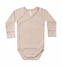 Pointelle Onesie Rose 6-12m