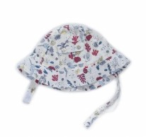 Poppy Hat Sealife 3-6m
