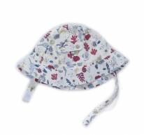 Poppy Hat Sealife 6-12m
