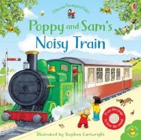 Poppy & Sam Noisy Train