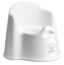 Potty Chair White/Grey