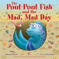 Pout-Pout Fish Mad Mad Day