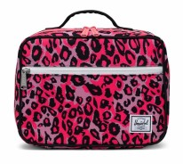 Pop Quiz Lunch Box Cheetah Camo/Neon