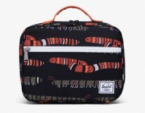 Pop Quiz Lunch Box Creepers Black