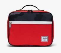 Pop Quiz Lunch Box Fiery Red/Night Camo