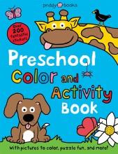 Preschool Sticker & Activity