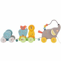Pull Along Activity ElephantNS
