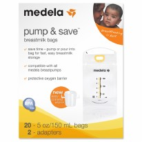 Pump and Save Bags 20ct