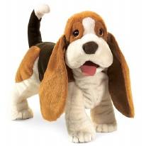 Puppet Basset Hound