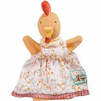 Puppet Felicie Chicken