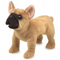 Puppet French Bulldog