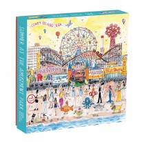Puzzle 500pc Summer Amusement