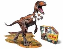Puzzle Jr 100pc- I'm Raptor