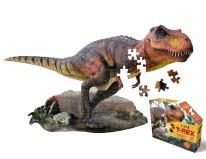 Puzzle Jr 100pc- I'm T Rex