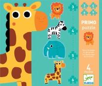 Puzzle - Primo in the Jungle
