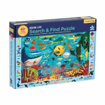 Puzzle Search/Find Ocean Life