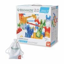 Q-BA Maze Rails Builder Set