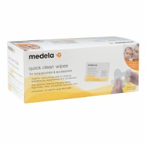 Quick Clean Wipes 40pk
