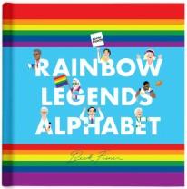 Rainbow Legends Alphabet