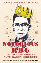 Notorious RBG: Young Readers