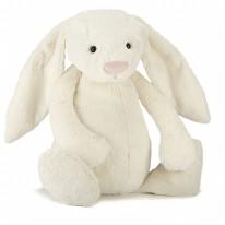 Really Big Cream Bunny