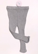 Rib Legging Grey 18-24m