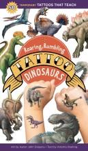 Tattoo Dinos Roaring Rumbling