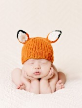 Rusty Fox Orange 3-12m