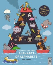 An Alphabet of Alphabets: 26 Alphabetical Games, from A to Z!