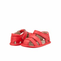 Sandy Sandal Bright Red 0-3m