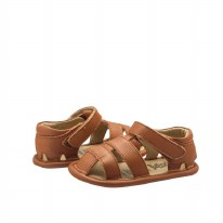Sandy Sandal - Tan 0-3m