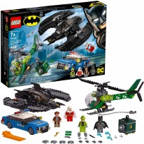SH- Batman Batwing & Riddle