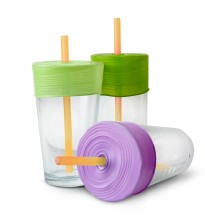Silicone Straw Tops 3pk LGP