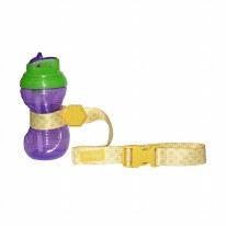 Sippy Strap Yellow
