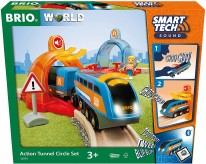 Smart Tech Action Tunnel Set