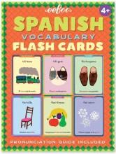Spanish Flash Cards 4+