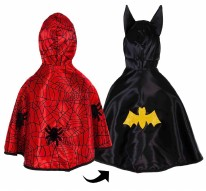Spider Bat Cape 2-3T