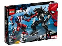 Spider-Man Spider Mech vs. Venom