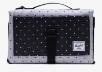 Sprout Change Mat Polka Dot Grey/Black