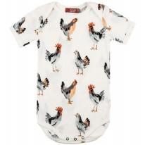 SS Onesie Chicken 3-6m