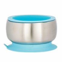 Stainless Steel Bowl Blue
