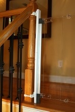 Stairmounting Kit - White