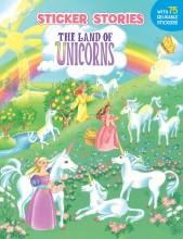 Sticker Stories Land Unicorns