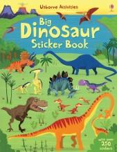 Sticker Book Big Dinosaur