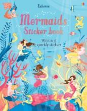 Sticker Book Mermaids