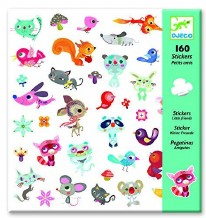 Stickers - Small Friends