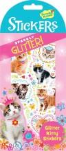 Stickers Glitter Kitties