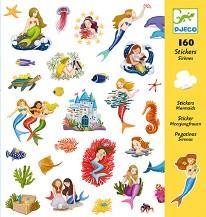 Stickers Mermaids
