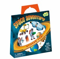 Stickers Tote Space Adventure