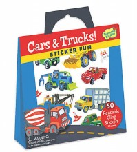 Stickers Tote Cars and Trucks